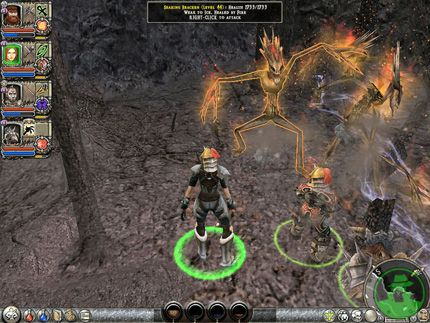 Патч Dungeon Siege