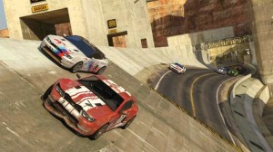 TrackMania Canyon Oyunu